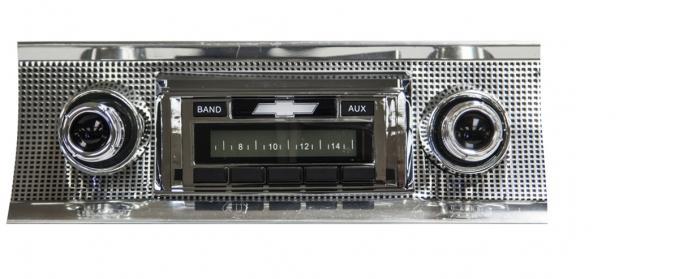 Custom Autosound 1957 Chevrolet Belair USA-230 Radio