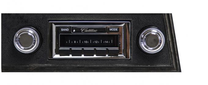 Custom Autosound 1969-1970 Cadillac USA-630 Radio