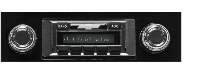 Custom Autosound 1967-1968 Chevrolet Impala/Caprice USA-230 Radio