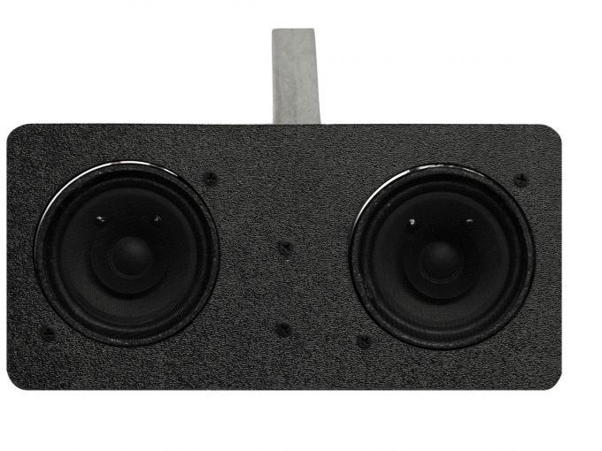 Custom Autosound 1970-1981 Pontiac Firebird Dual Speakers