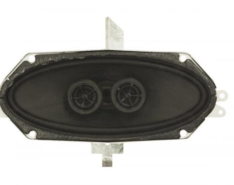 Custom Autosound 1970-1981 Pontiac Firebird Dual Voice Coil Speakers