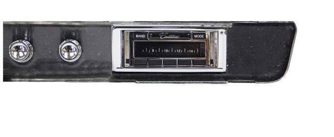 Custom Autosound 1963-1964 Cadillac USA-630 Radio