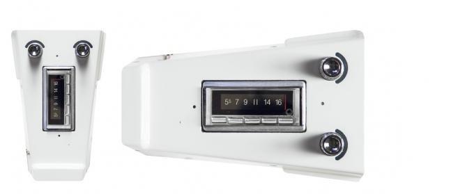 Custom Autosound 1963-1967 Chevrolet Corvette USA-740 Radio