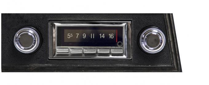 Custom Autosound 1969-1970 Cadillac USA-740 Radio