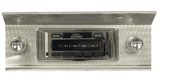 Custom Autosound 1953-1954 Ford USA-630 Radio