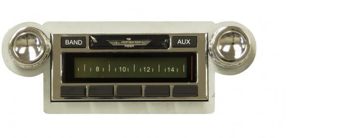 Custom Autosound 1964-1966 Ford Thunderbird USA-230 Radio