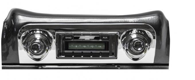 Custom Autosound 1959-1960 Chevrolet Impala/Caprice USA-230 Radio