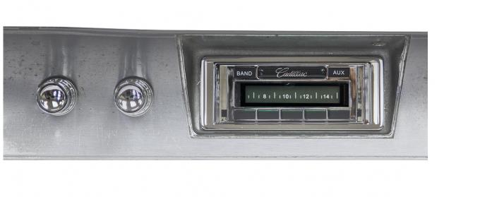 Custom Autosound 1961-1962 Cadillac USA-230 Radio