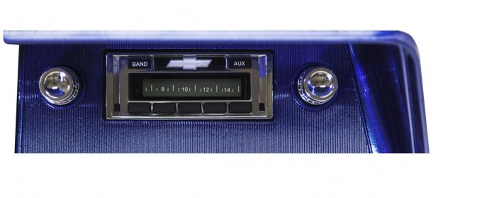 Custom Autosound 1966 Chevrolet Impala/Caprice USA-230 Radio