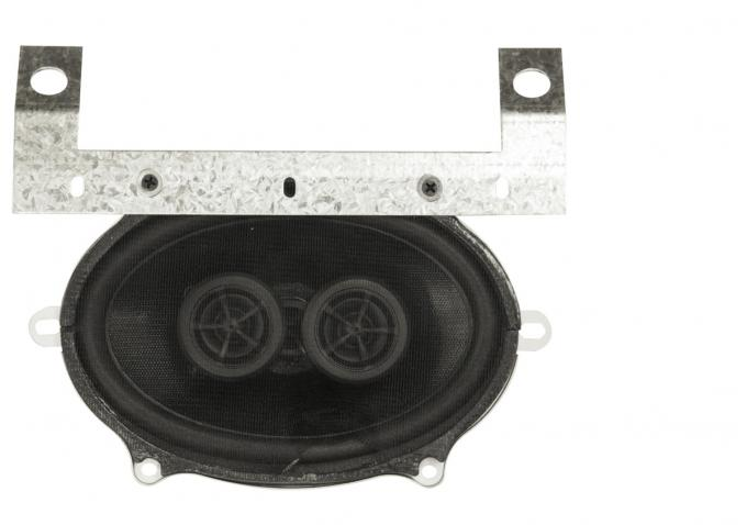 Custom Autosound 1947-1953 Chevrolet Truck/Blazer Dual Voice Coil Speakers