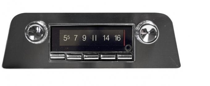 Custom Autosound 1961-1963 Ford Thunderbird USA-740 Radio