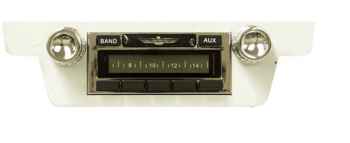 Custom Autosound 1958-1960 Ford Thunderbird USA-230 Radio