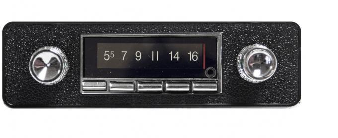Custom Autosound 1968-1977 Volkswagen Bug USA-740 Radio