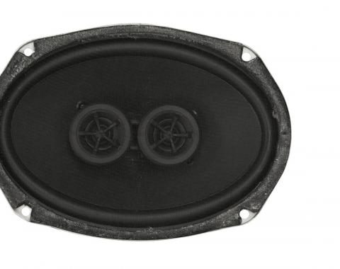 Custom Autosound 1958-1967 Chevrolet Corvette Dual Voice Coil Speakers