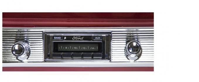 Custom Autosound 1956 Ford USA-230 Radio
