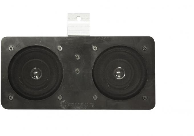 Custom Autosound 1967-1972 GMC Truck/Jimmy Dual Speakers