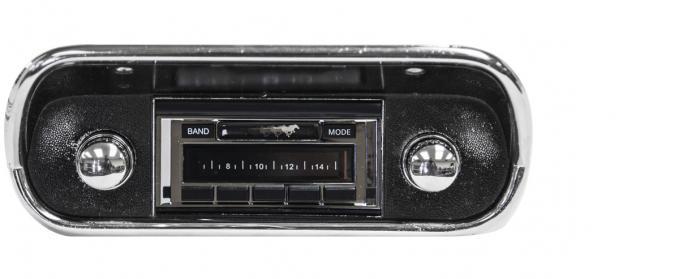 Custom Autosound 1967-1973 Ford Mustang USA-630 Radio