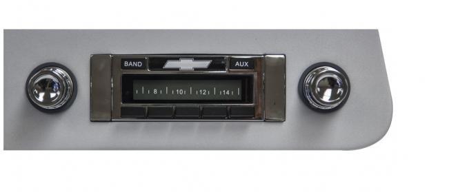 Custom Autosound 1963-1964 Chevrolet Impala/Caprice USA-230 Radio