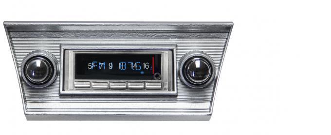 Custom Autosound 1966-1967 Chevrolet Chevelle USA-740 Radio