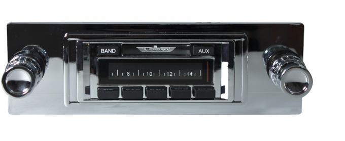 Custom Autosound 1955-1957 Ford Thunderbird USA-230 Radio