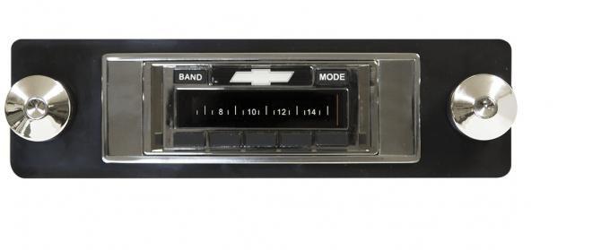 Custom Autosound 1955 Chevrolet Chevrolet 150/210 USA-630 Radio