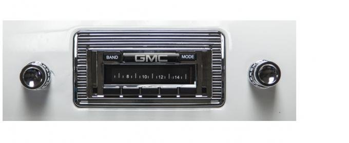 Custom Autosound 1947-1953 GMC Truck/Jimmy USA-630 Radio