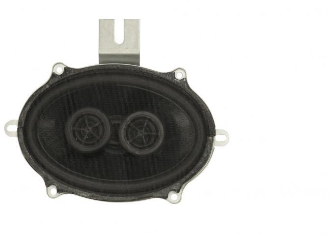 Custom Autosound 1967-1972 Chevrolet Truck/Blazer Dual Voice Coil Speakers