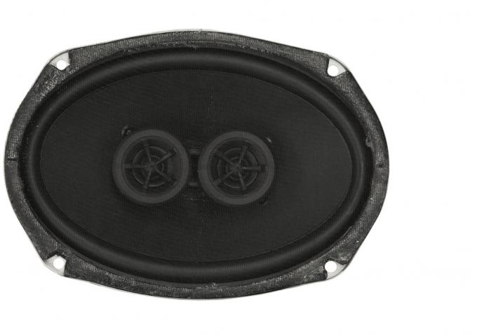 Custom Autosound 1970-1977 Chevrolet Monte Carlo Dual Voice Coil Speakers