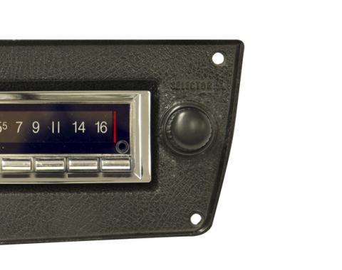 Custom Autosound 1973-1988 Chevrolet Truck/Blazer USA-740 Radio