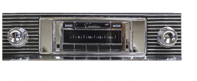 Custom Autosound 1954-1955 Cadillac USA-630 Radio