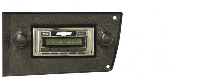 Custom Autosound 1973-1988 Chevrolet Truck/Blazer USA-230 Radio
