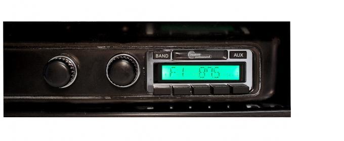 Custom Autosound 1971-1973 Mopar Charger (B-Body) USA-230 Radio