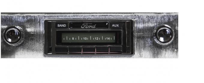 Custom Autosound 1957-1958 Ford USA-230 Radio