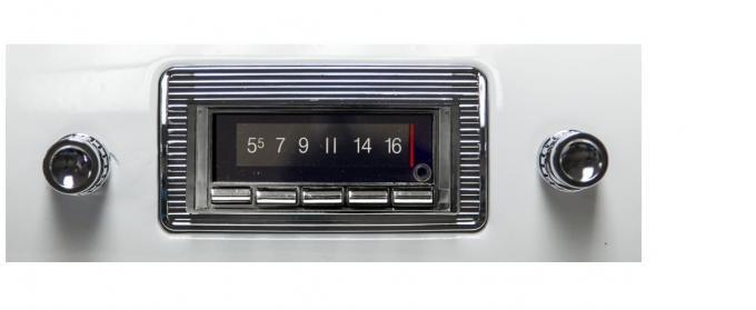 Custom Autosound 1947-1953 Chevrolet Truck/Blazer USA-740 Radio
