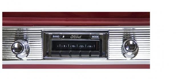 Custom Autosound 1956 Ford USA-630 Radio