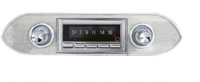 Custom Autosound 1962-1965 Chevrolet Nova USA-740 Radio