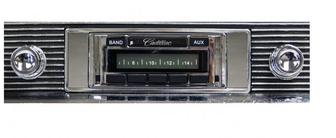Custom Autosound 1954-1955 Cadillac USA-230 Radio