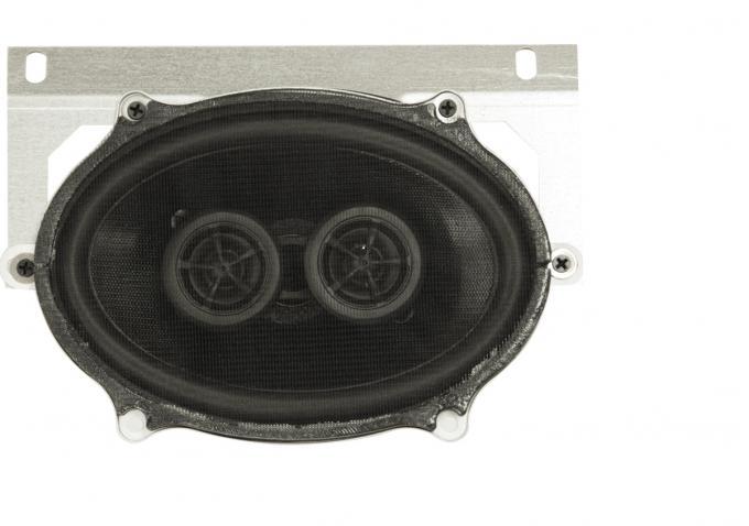 Custom Autosound 1964-1967 Pontiac LeMans Dual Voice Coil Speakers