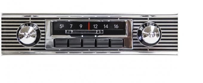 Custom Autosound 1956 Chevrolet Chevrolet 150/210 Slidebar Radio