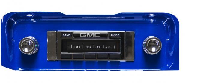 Custom Autosound 1964-1966 GMC Truck/Jimmy USA-630 Radio