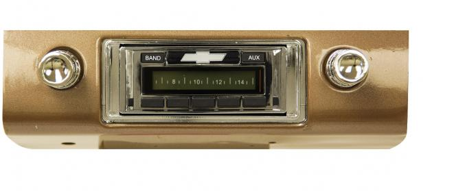 Custom Autosound 1953-1954 Chevrolet Fullsize USA-230 Radio