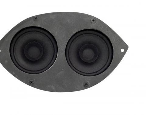 Custom Autosound 1967-1973 Mercury Cougar Dual Speakers