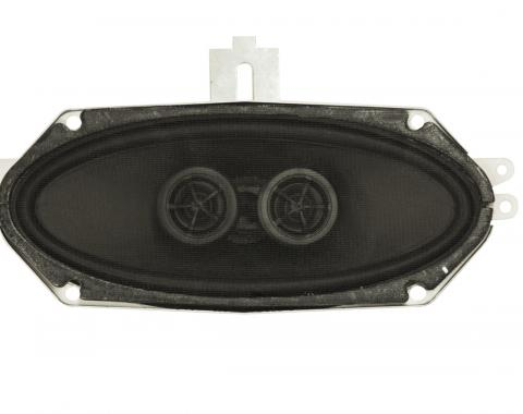 Custom Autosound 1968-1979 Chevrolet Nova Dual Voice Coil Speakers