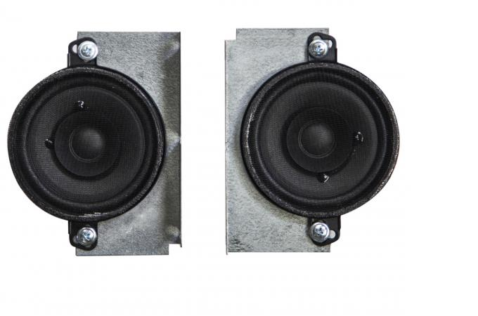 Custom Autosound 1968-1981 Buick Dual Speakers
