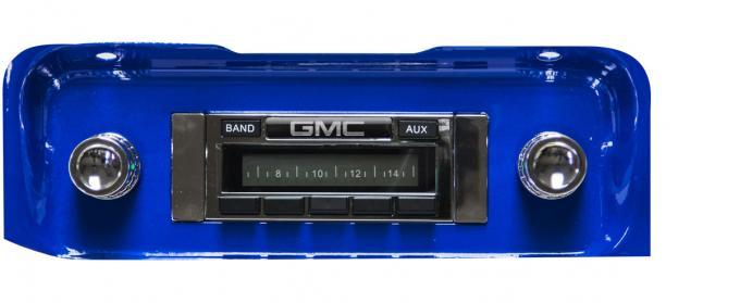 Custom Autosound 1964-1966 GMC Truck/Jimmy USA-230 Radio