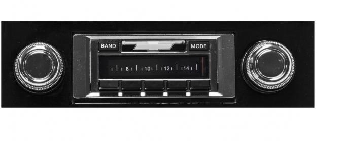 Custom Autosound 1967-1968 Chevrolet Impala/Caprice USA-630 Radio