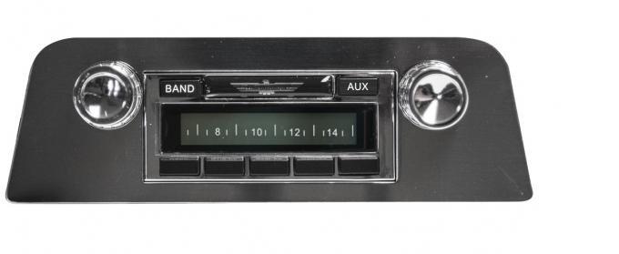 Custom Autosound 1961-1963 Ford Thunderbird USA-230 Radio