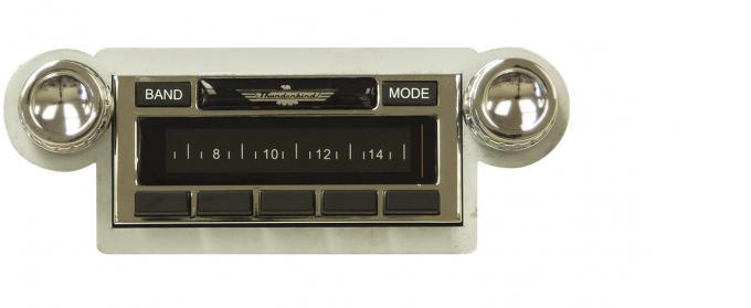 Custom Autosound 1964-1966 Ford Thunderbird USA-630 Radio