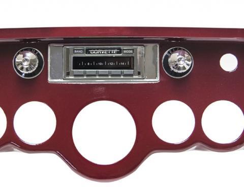 Custom Autosound 1953-1957 Chevrolet Corvette USA-630 Radio