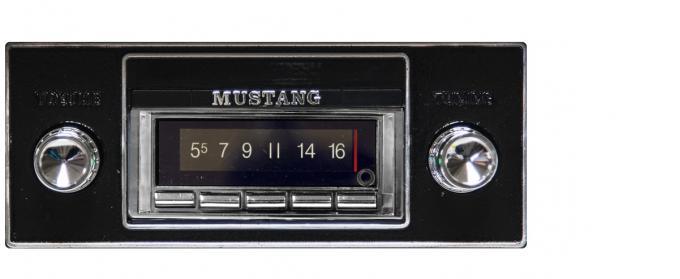 Custom Autosound 1974-1978 Ford Mustang USA-740 Radio